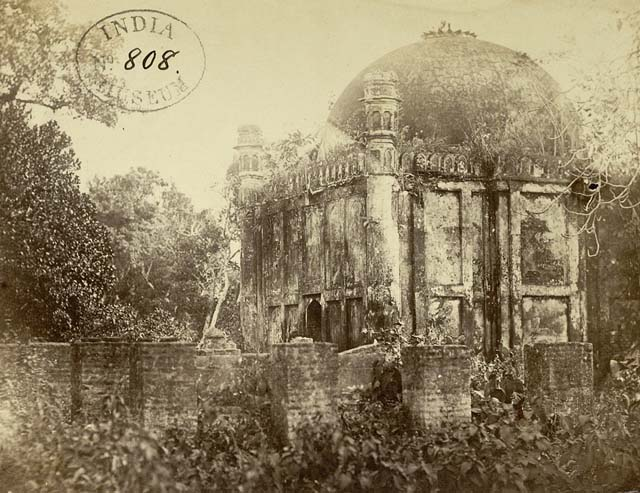 Tomb and Mosque of Panch Pir at Sonargaon