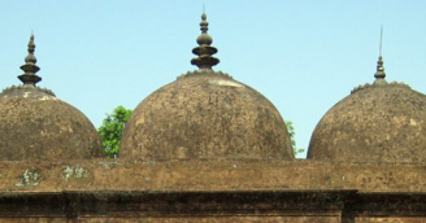 Nayabad Mosque: Great Mughal architecture in Dinajpur