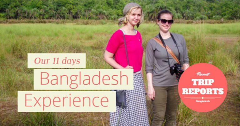 Trip Reports: Highlights of Bangladesh Tour