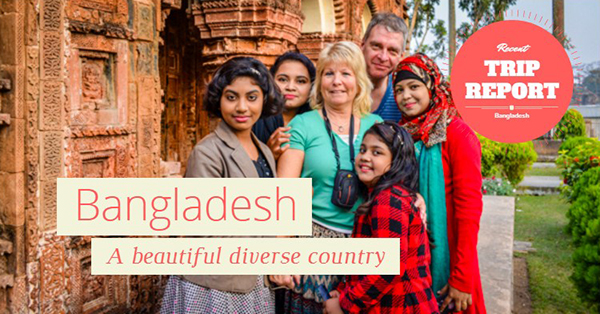 Bangladesh: A beautiful diverse country with so much to offer