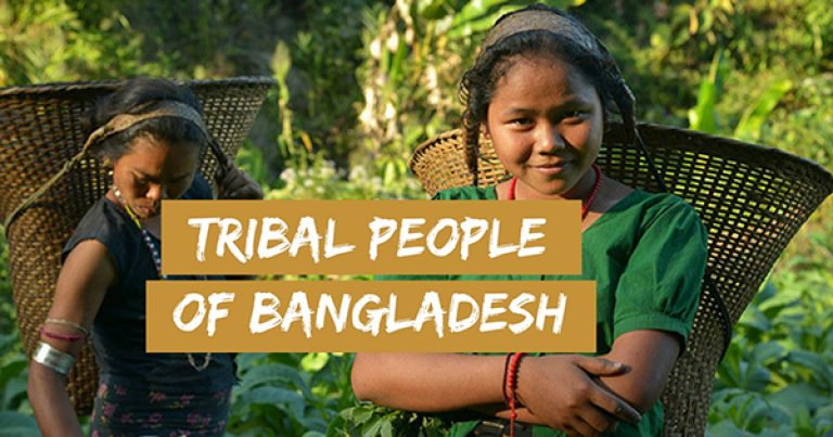 Tribal people of Bangladesh and their culture