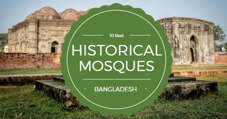 10 Best historical mosques in Bangladesh