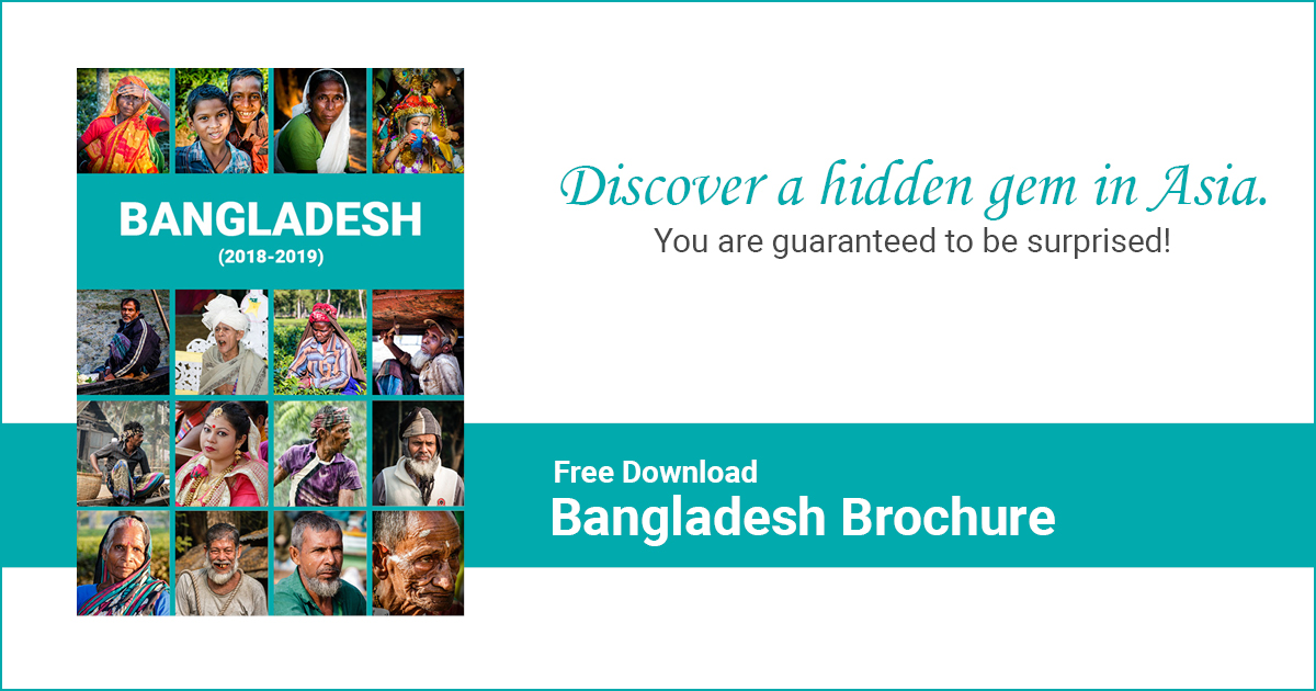 Bangladesh Brochure 2018 2019 Free Download Nijhoom Tours