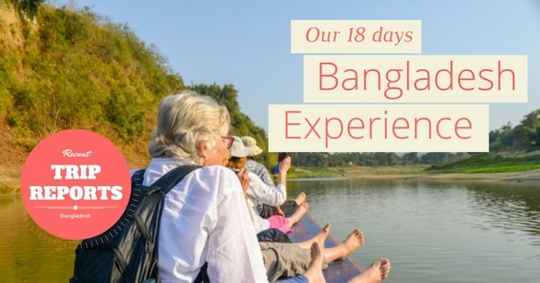 Trip Reports: Best of Bangladesh Tour