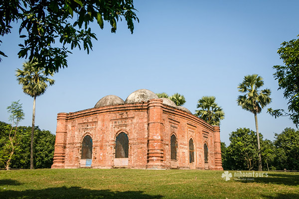 Dhunichak Mosque in Gaur