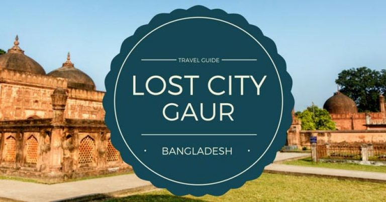Gaur: The lost historic city in India-Bangladesh border