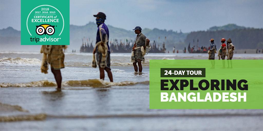 Exploring Bangladesh | 24-Day Holiday Package | Nijhoom Tours