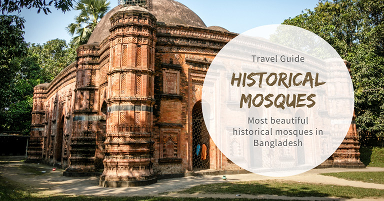 10 Most beautiful historical mosque in Bangladesh