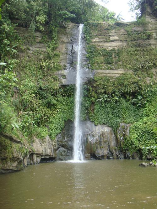 Madhabkunda Water-falls in Srimongol