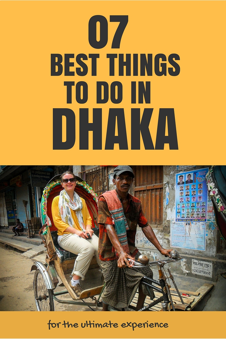 good and bad things about living in dhaka