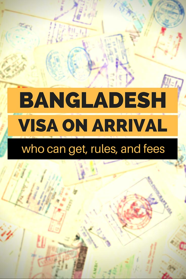 Details On How To Get Bangladesh Visa On Arrival Who Can Get It And