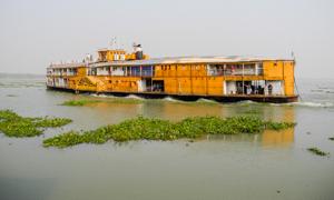 Rocket Steamer Tour in Bangladesh