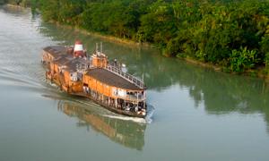 Rocket Steamer and Sundarbans Tour in Bangladesh