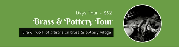 Brass and Pottery Tour