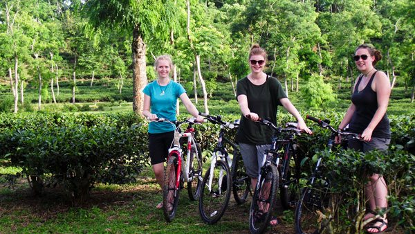 Srimangal Adventure Tour in Bangladesh