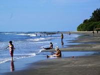 St Martin Island Tour on Private Beach in Bangladesh