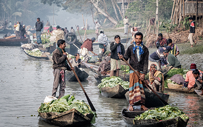 Discover Bangladesh: 28 Days tour with a multi-award-winning local operator